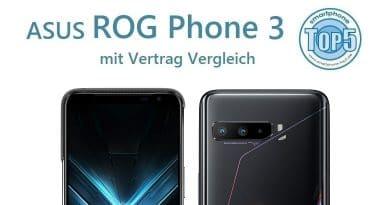 ASUS ROG Phone 3 mit Vertrag Vergleich