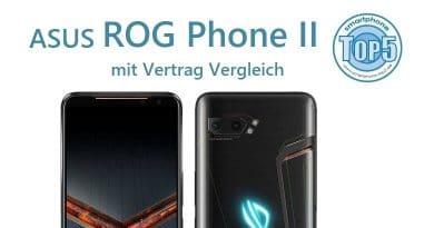 ASUS ROG Phone II mit Vertrag Vergleich