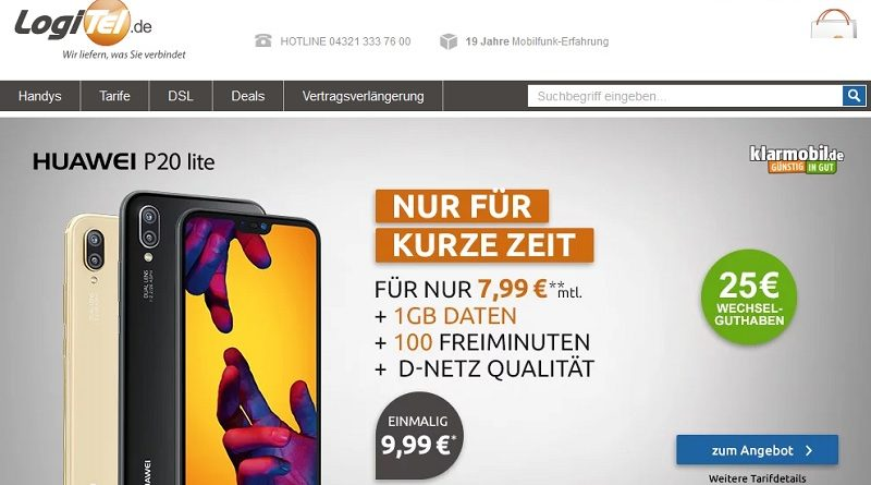 Handyvertrag vodafone netz
