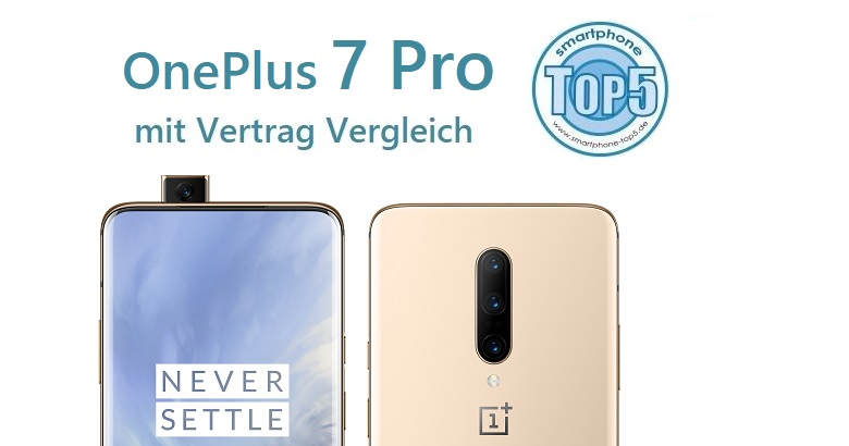 OnePlus 7 Pro mit Vertrag Vergleich