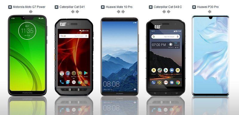 Smartphone Akku Top5