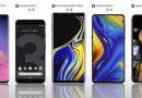 Die besten Selfie Smartphones laut DxOMark (02/2019)
